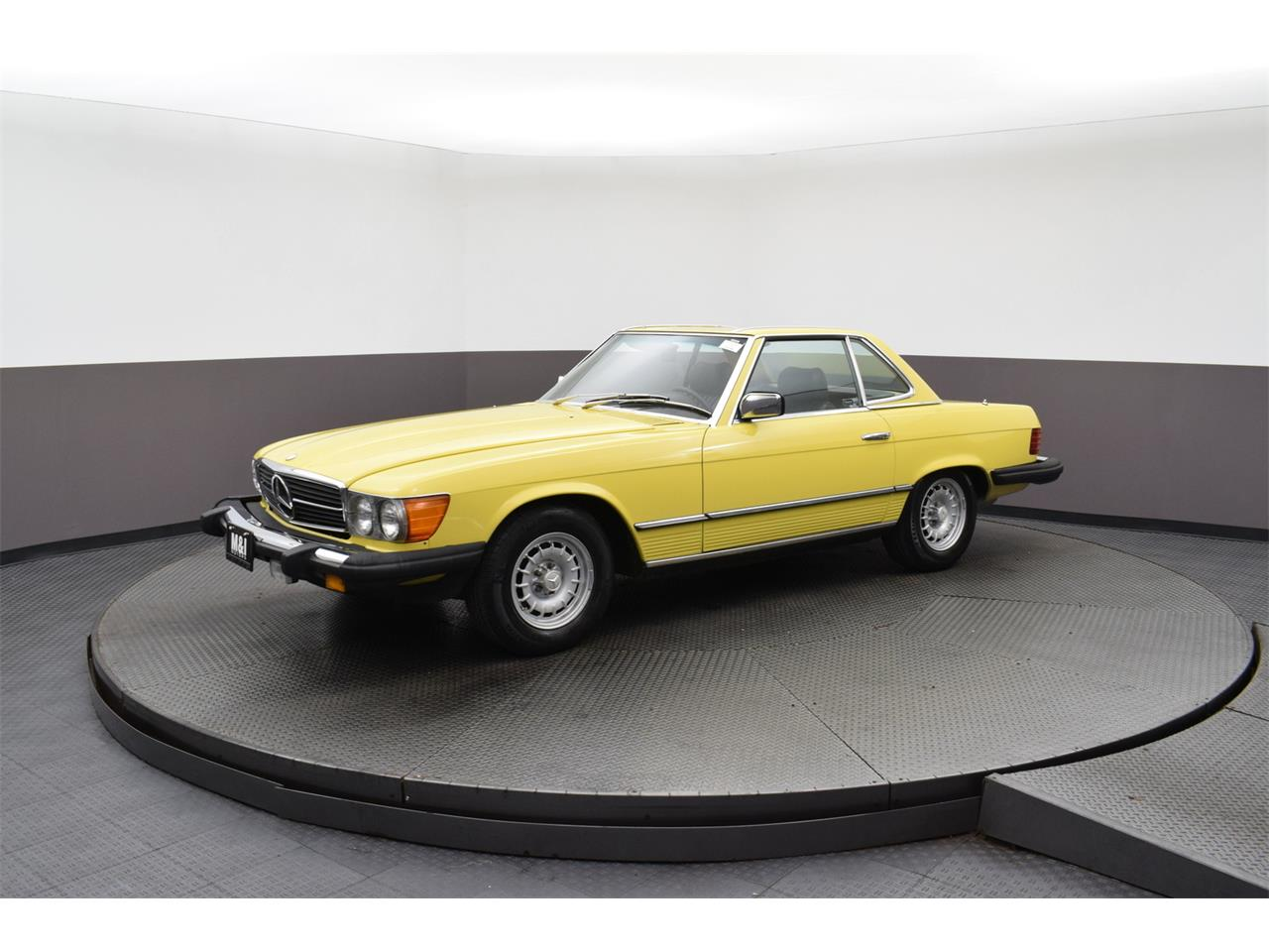 1982 Mercedes-Benz 380SL (CC-1410284) for sale in highland park, Illinois