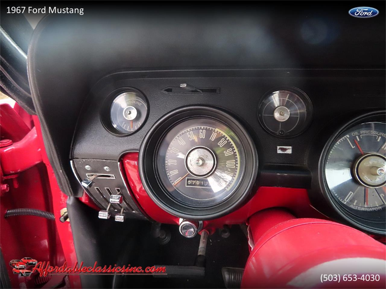 1967 Ford Mustang (CC-1412843) for sale in Gladstone, Oregon