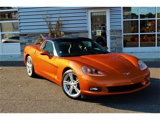 2008 Chevrolet Corvette (CC-1412857) for sale in Clifton Park, New York
