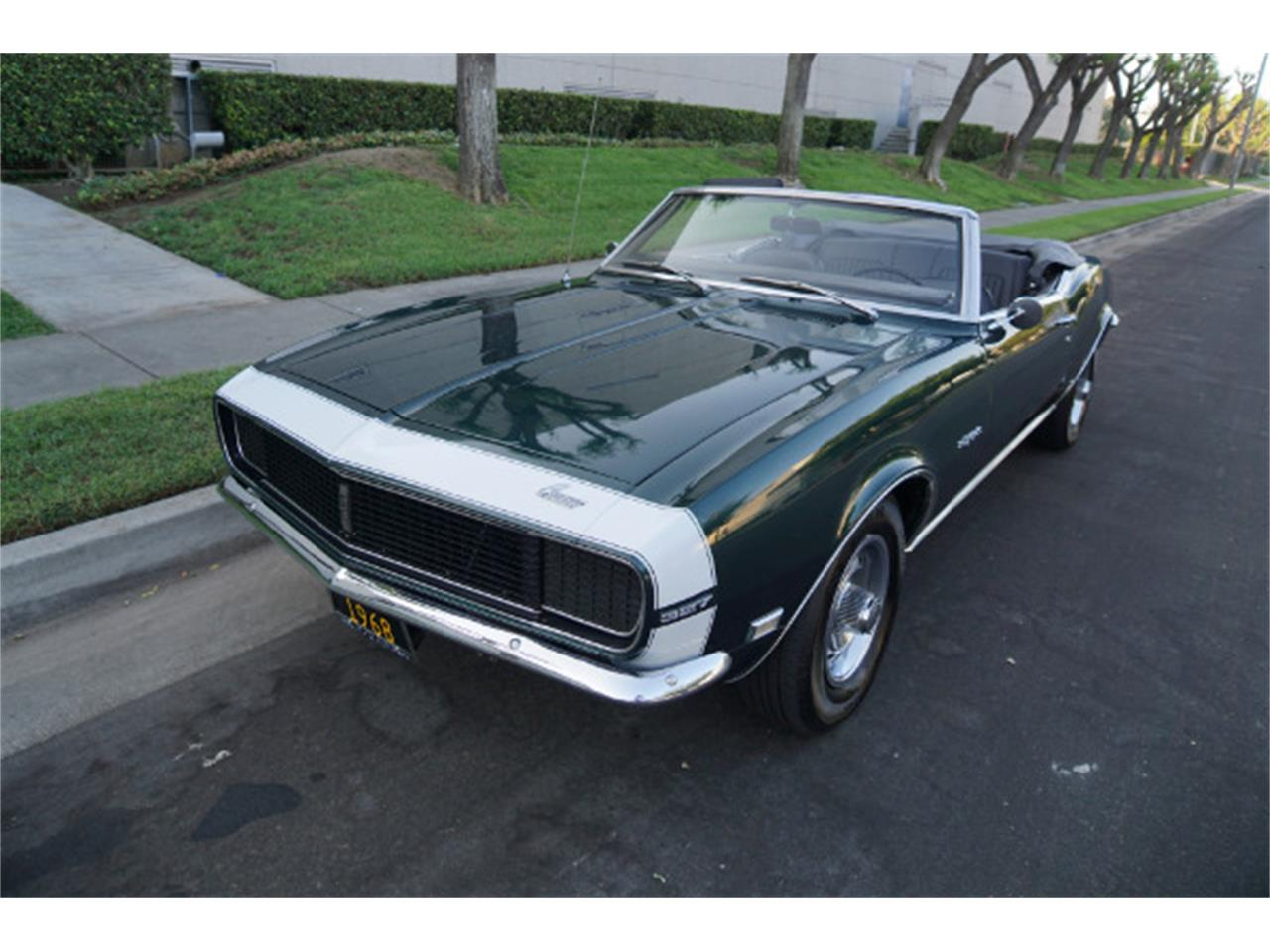 1968 Chevrolet Camaro RS (CC-1412862) for sale in Torrance, California
