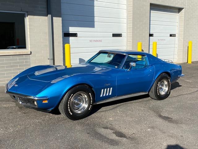 1969 Chevrolet Corvette (CC-1412876) for sale in Shelby Township, Michigan