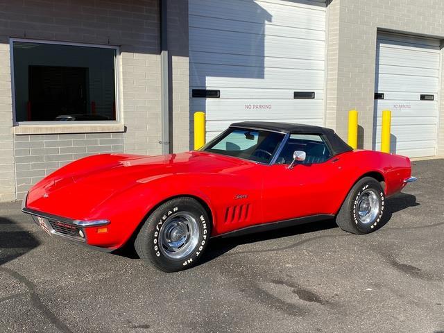 1969 Chevrolet Corvette (CC-1412877) for sale in Shelby Township, Michigan