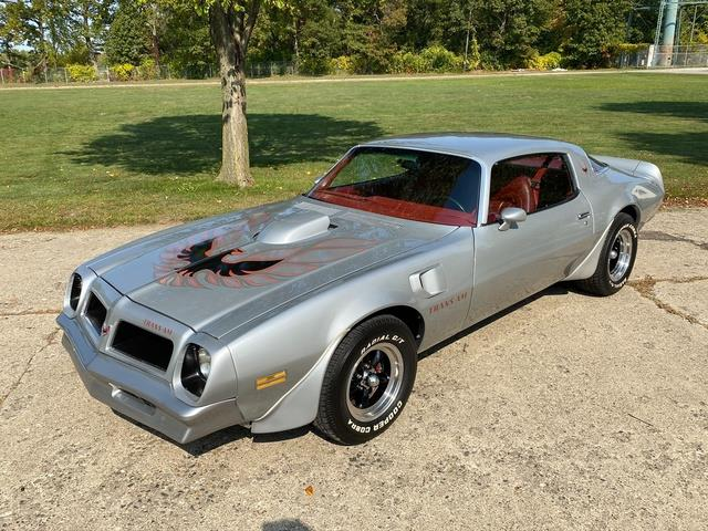1976 Pontiac Firebird (CC-1412881) for sale in Shelby Township, Michigan
