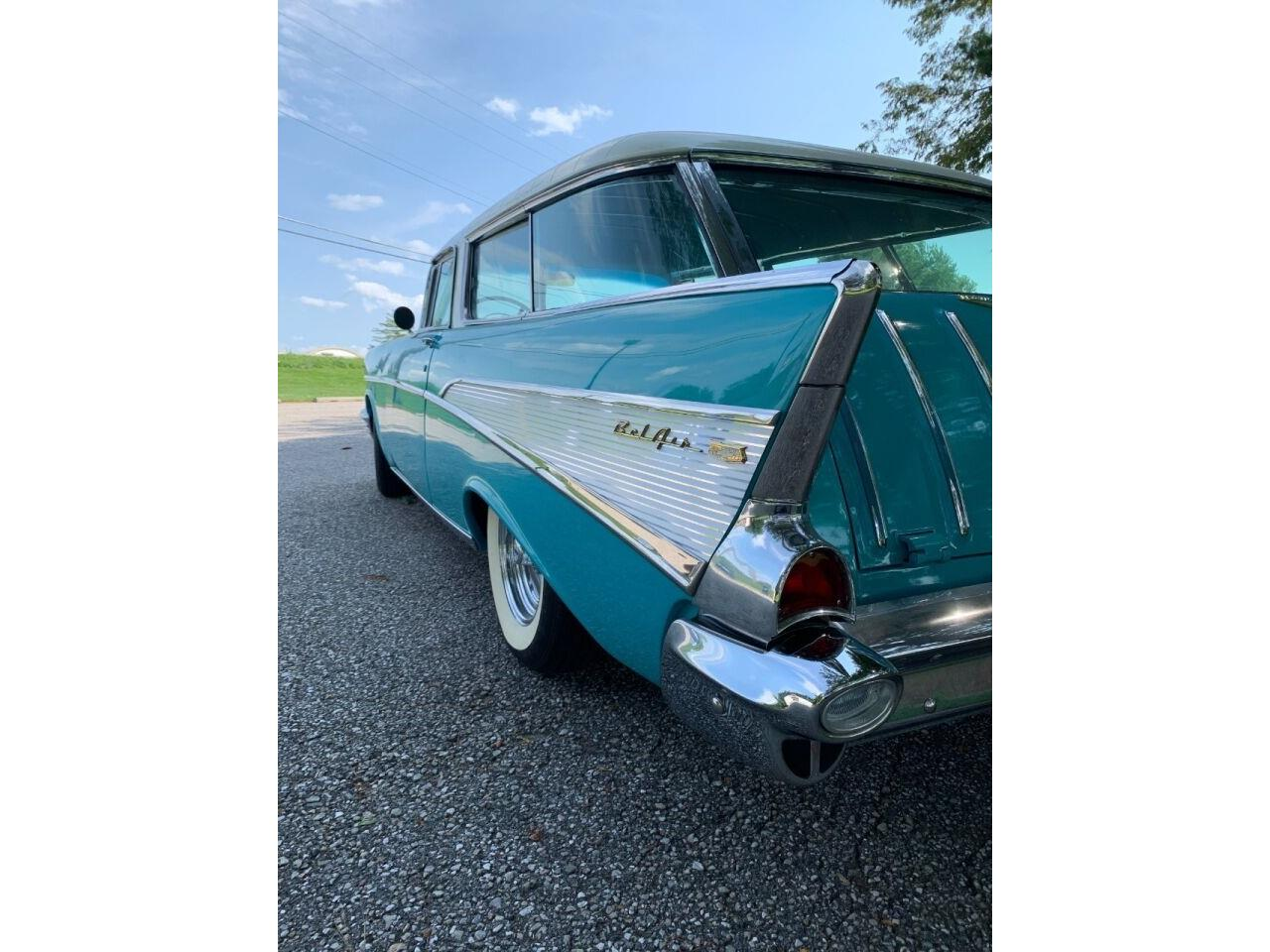 1957 Chevrolet Bel Air Nomad (CC-1412884) for sale in Clarksburg, Maryland