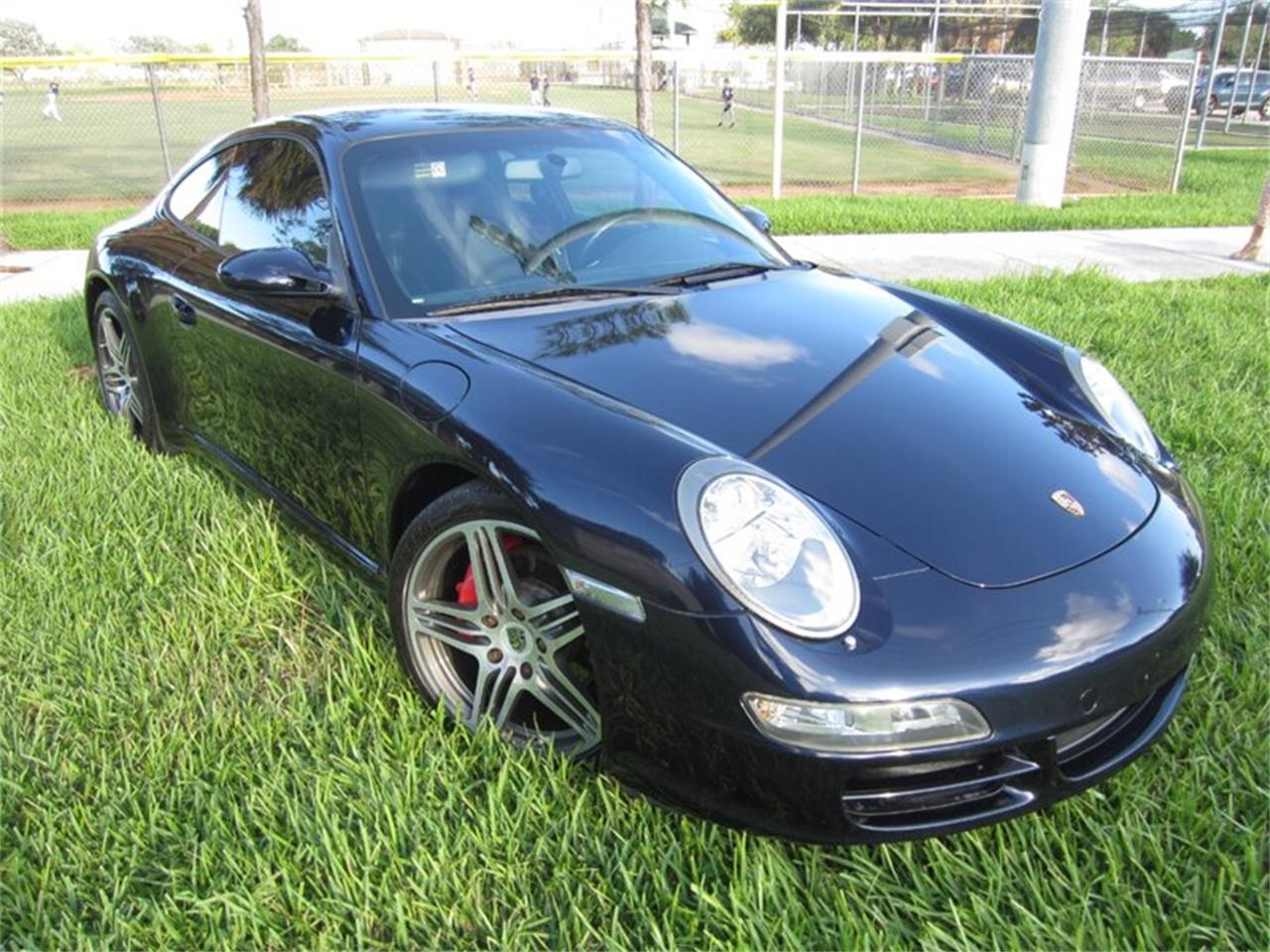 2008 Porsche 911 Carrera S (CC-1412885) for sale in Delray Beach, Florida