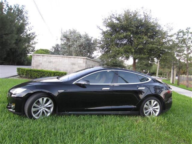 2014 Tesla Model S (CC-1412886) for sale in Delray Beach, Florida
