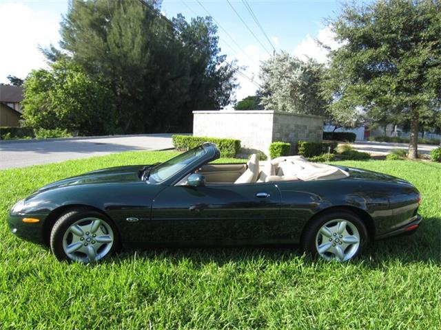 1999 Jaguar XK8 (CC-1412890) for sale in Delray Beach, Florida