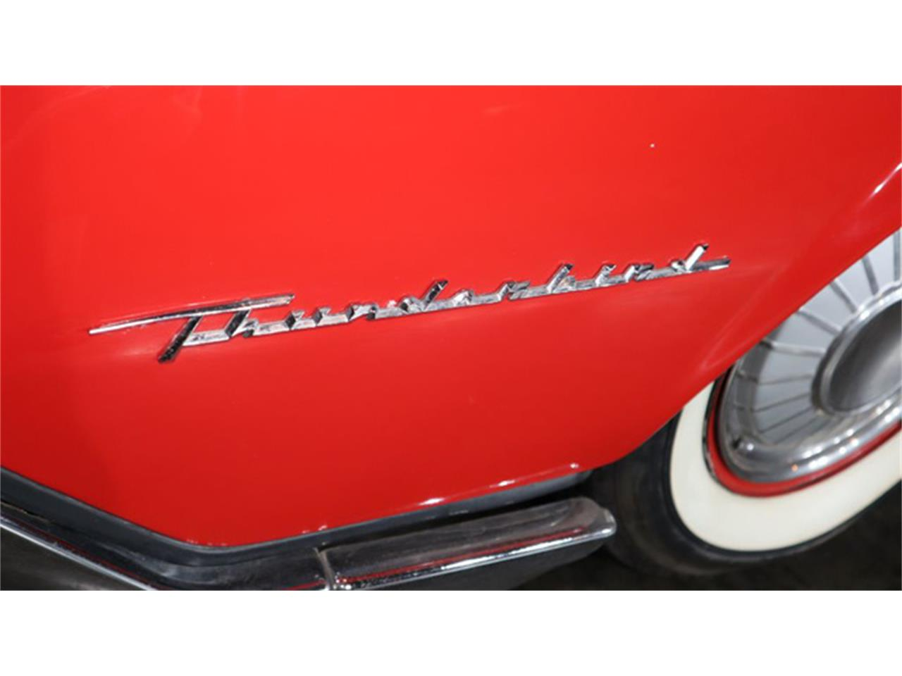 1961 Ford Thunderbird (CC-1412893) for sale in Jackson, Mississippi