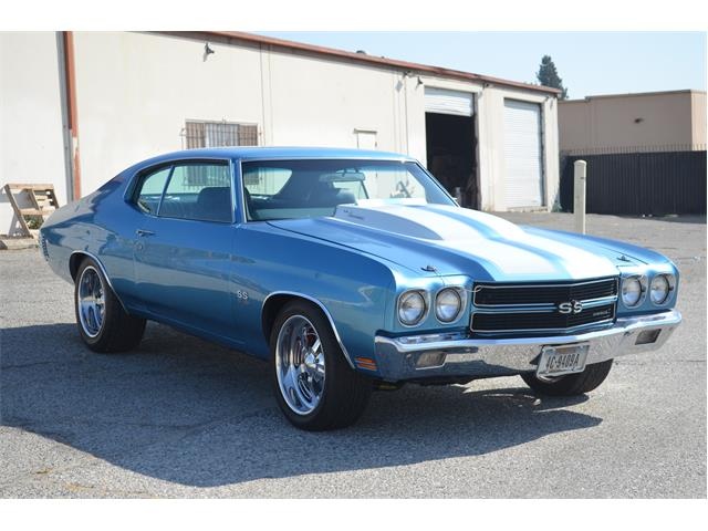 1970 Chevrolet Chevelle SS (CC-1410029) for sale in Arcadia, California