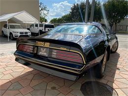 1977 Pontiac Firebird Trans Am (CC-1410291) for sale in Miami, Florida