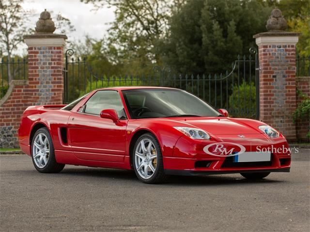 2005 Acura NSX (CC-1412912) for sale in London, United Kingdom
