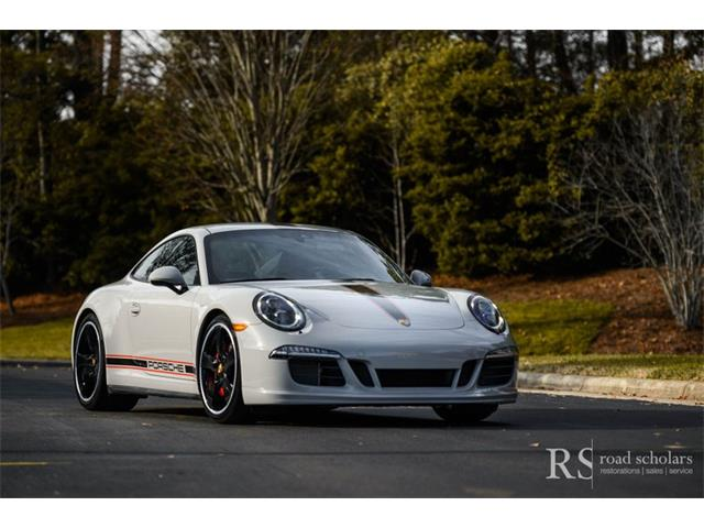 2016 Porsche 911 (CC-1412915) for sale in Raleigh, North Carolina