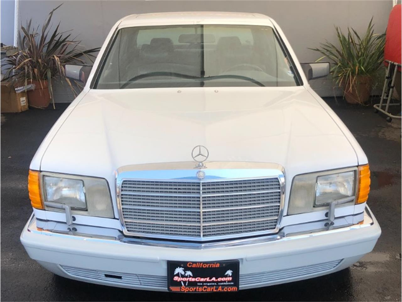 1991 Mercedes-Benz 560 (CC-1412917) for sale in Los Angeles, California