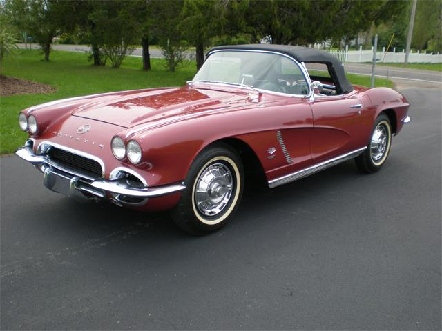 1962 Chevrolet Corvette (CC-1410293) for sale in West Olive, Michigan