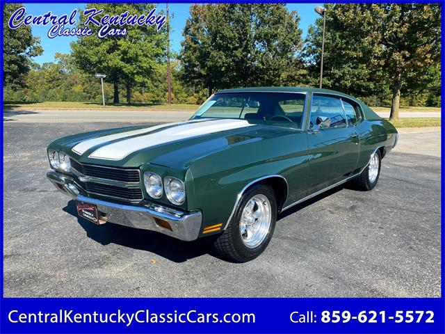 1970 Chevrolet Chevelle (CC-1412934) for sale in Paris , Kentucky