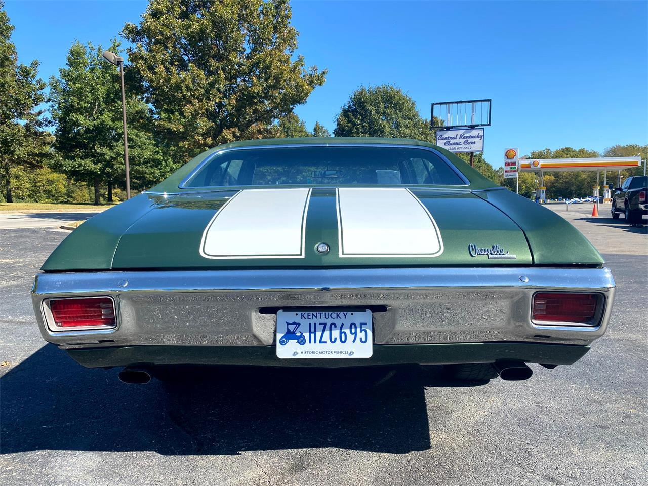 1970 Chevrolet Chevelle (CC-1412934) for sale in Paris , Kentucky