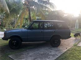 1990 Land Rover Range Rover (CC-1412936) for sale in Miami, Florida