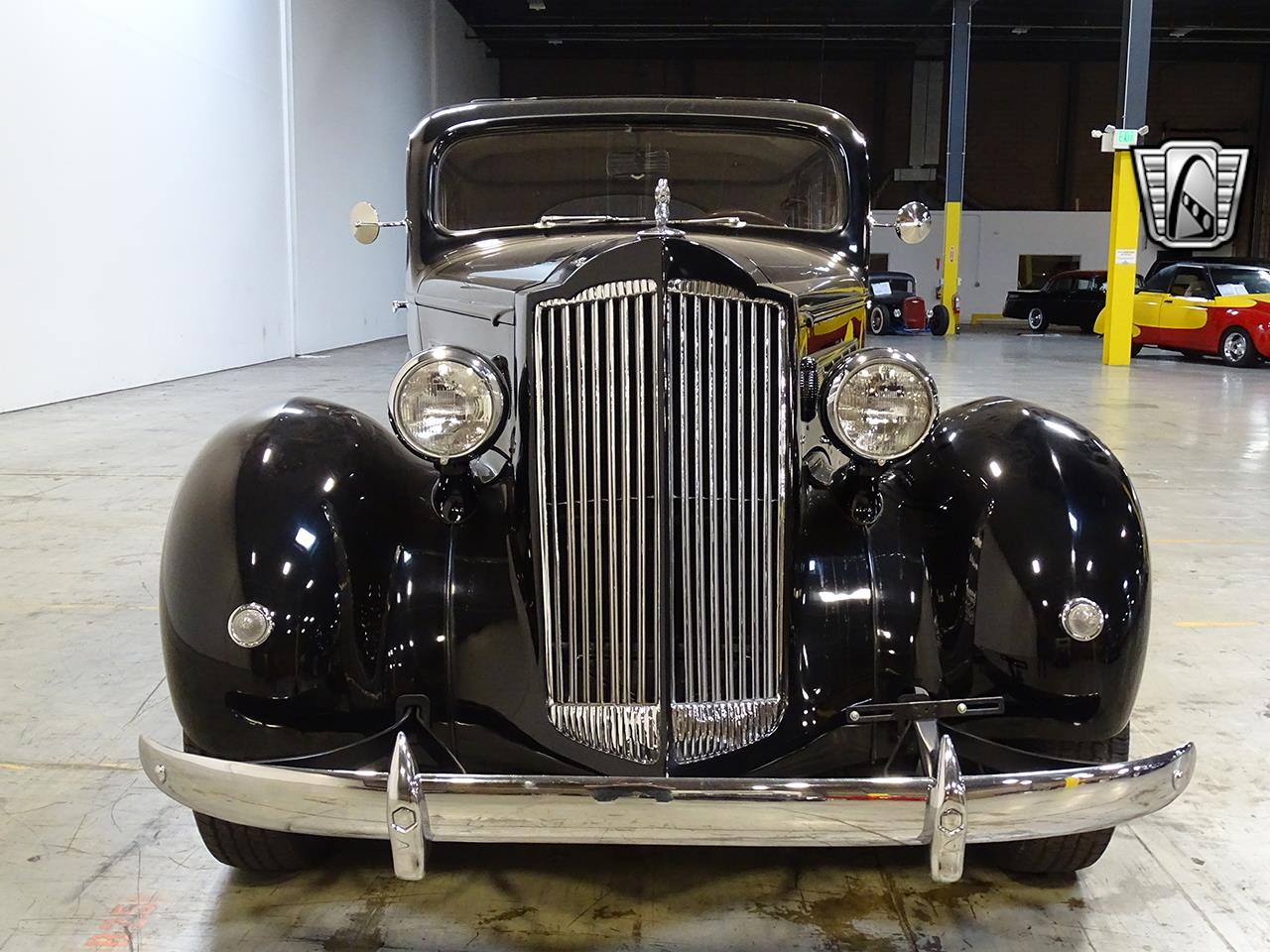 1937 Packard Six (CC-1412937) for sale in O'Fallon, Illinois