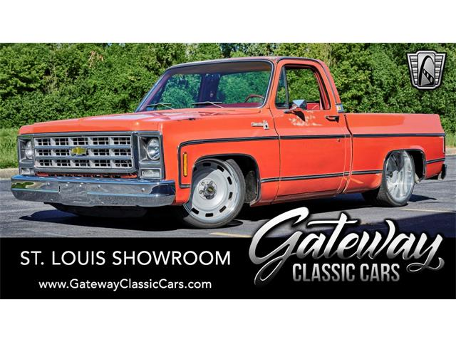 1979 Chevrolet C10 (CC-1412943) for sale in O'Fallon, Illinois