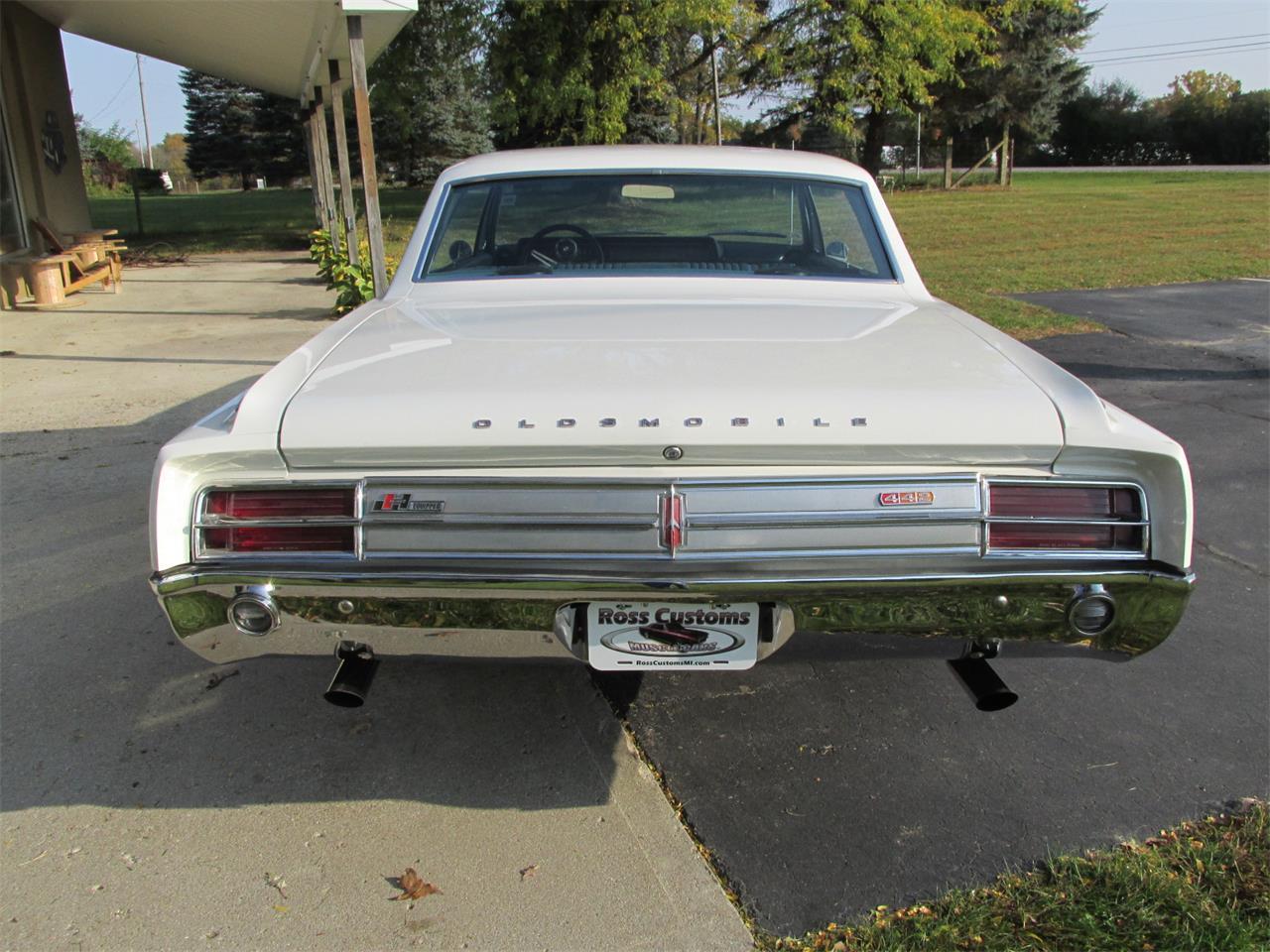 1965 Oldsmobile Cutlass (CC-1412957) for sale in Goodrich, Michigan