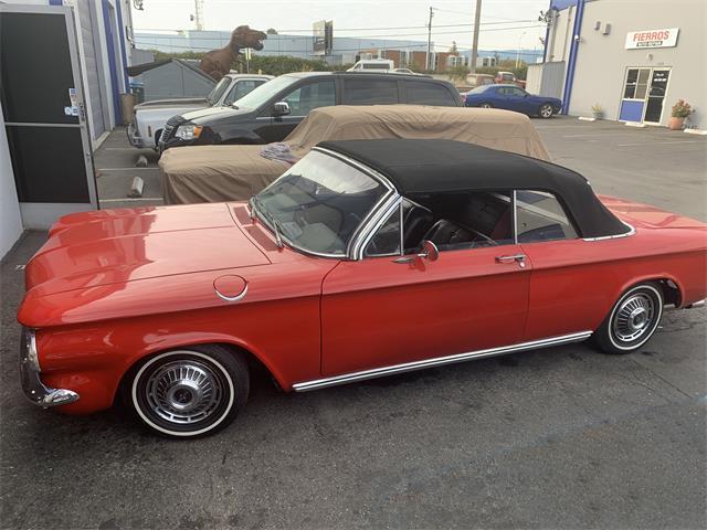 1963 Chevrolet Corvair Monza