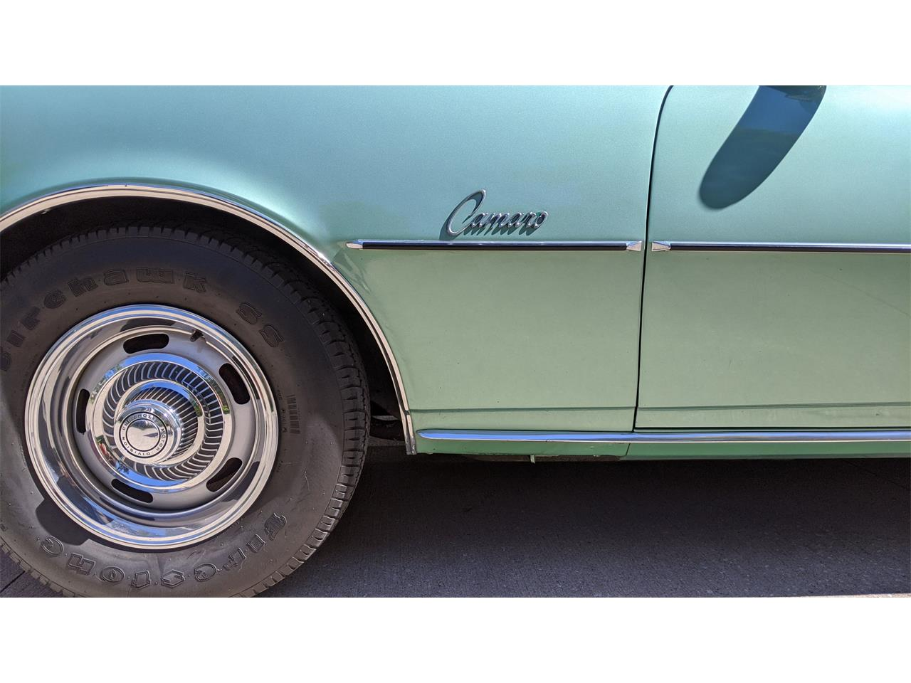 1968 Chevrolet Camaro (CC-1412972) for sale in Aurora, Ohio