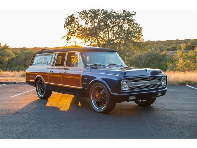 1970 Chevrolet Suburban (CC-1412975) for sale in Austin , Texas
