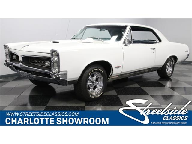 1967 Pontiac GTO (CC-1412988) for sale in Concord, North Carolina