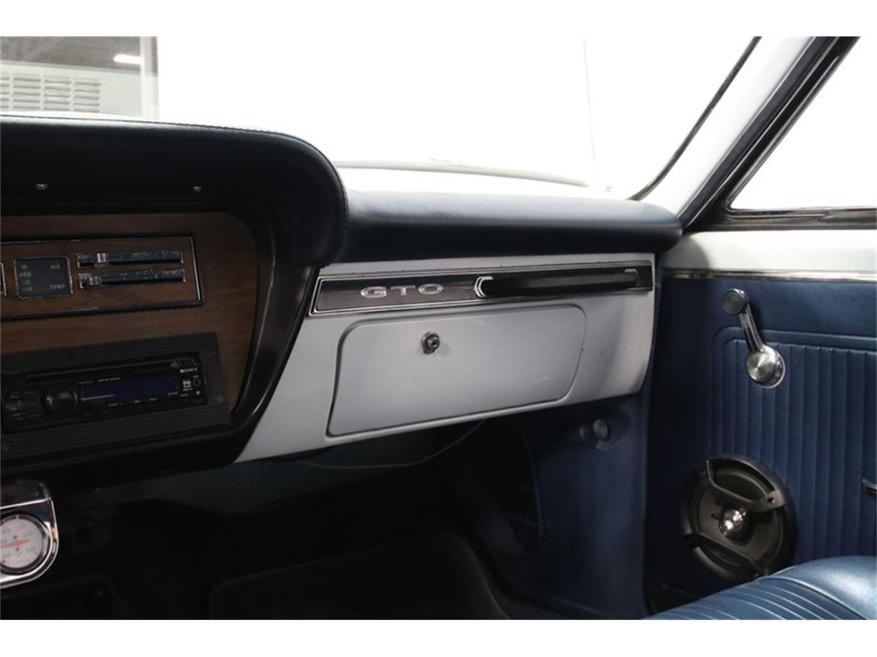 1967 Pontiac GTO (CC-1412988) for sale in Concord, North Carolina