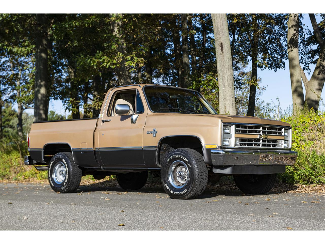 1986 Chevrolet K-10 (CC-1410299) for sale in Stratford, Connecticut