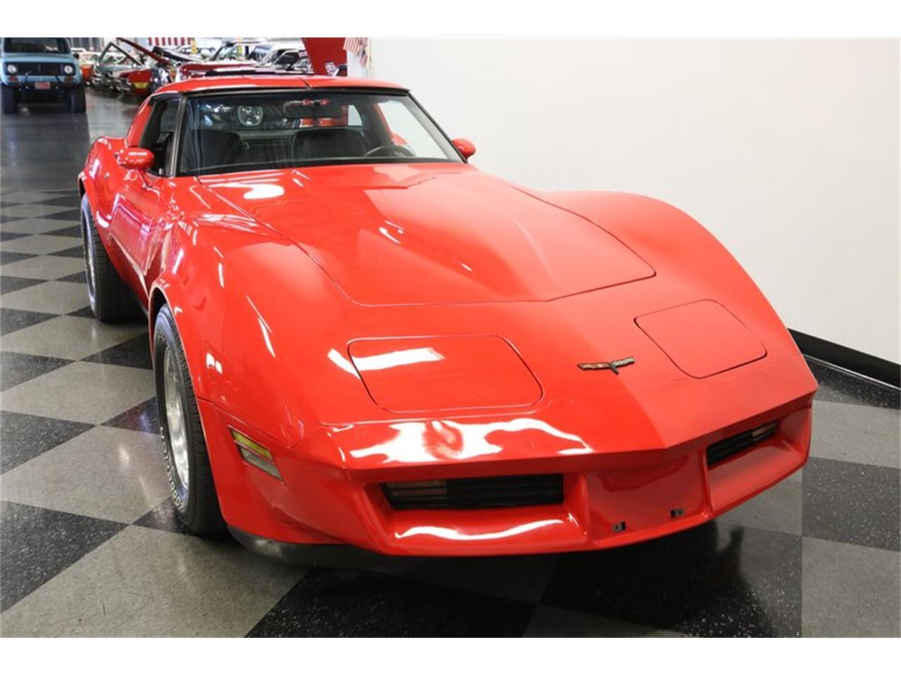 1981 Chevrolet Corvette (CC-1412998) for sale in Lutz, Florida