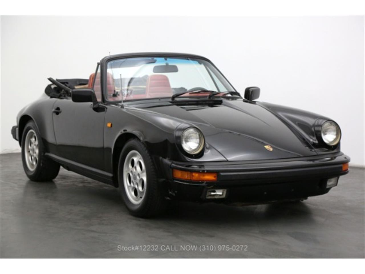 1984 Porsche Carrera (CC-1413003) for sale in Beverly Hills, California