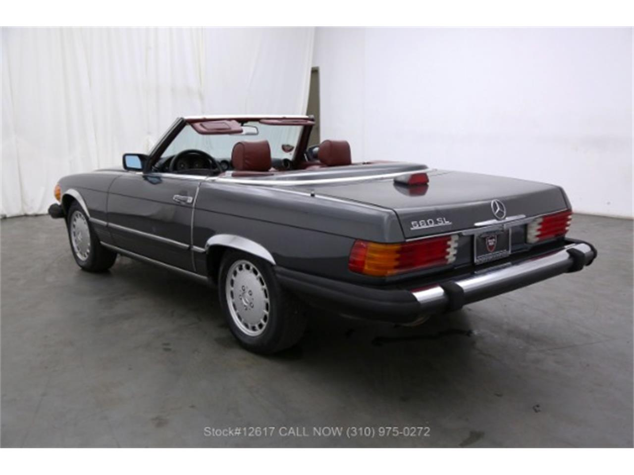 1986 Mercedes-Benz 560SL (CC-1413007) for sale in Beverly Hills, California