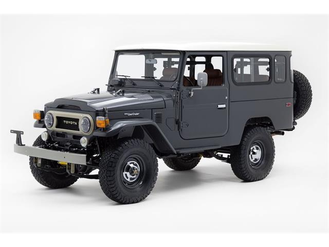 1978 Toyota Land Cruiser FJ (CC-1413015) for sale in Scotts Valley, California