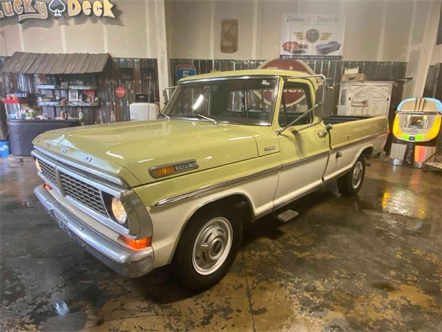 1970 Ford F250 (CC-1413026) for sale in Redmond, Oregon