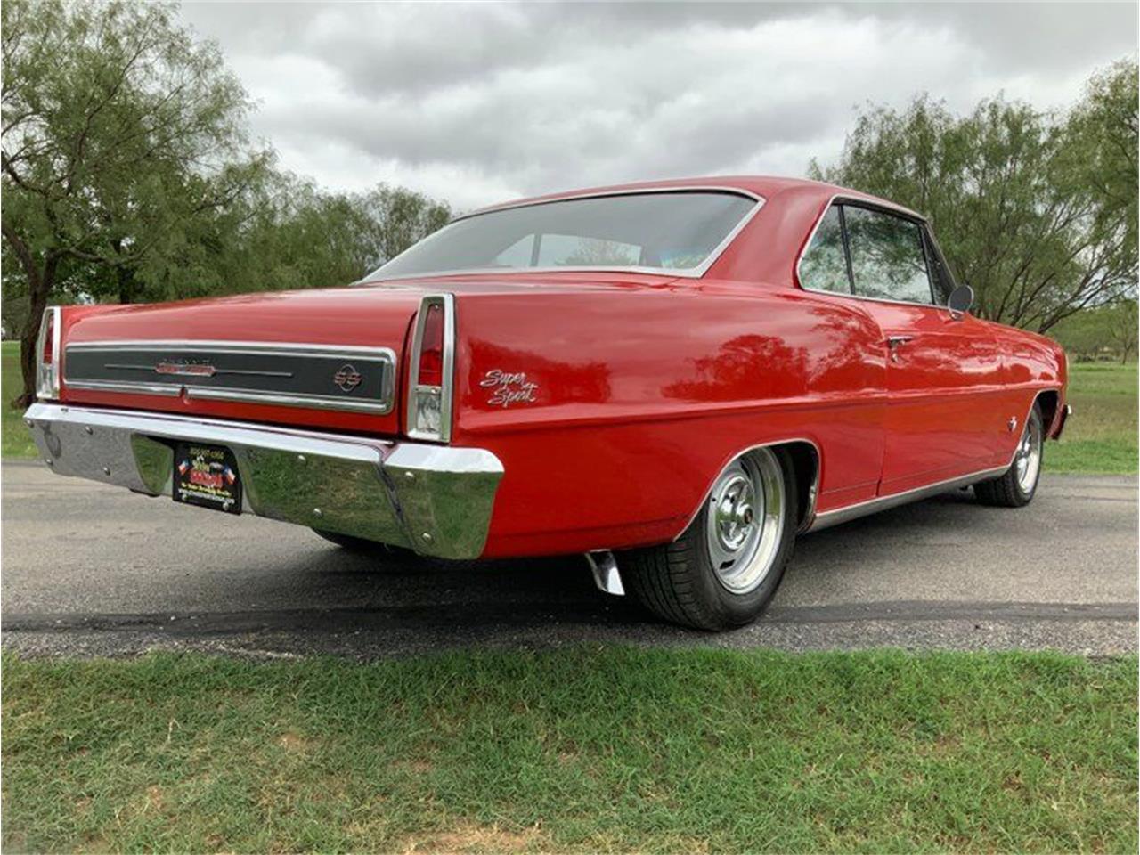 1966 Chevrolet Nova (CC-1413027) for sale in Fredericksburg, Texas