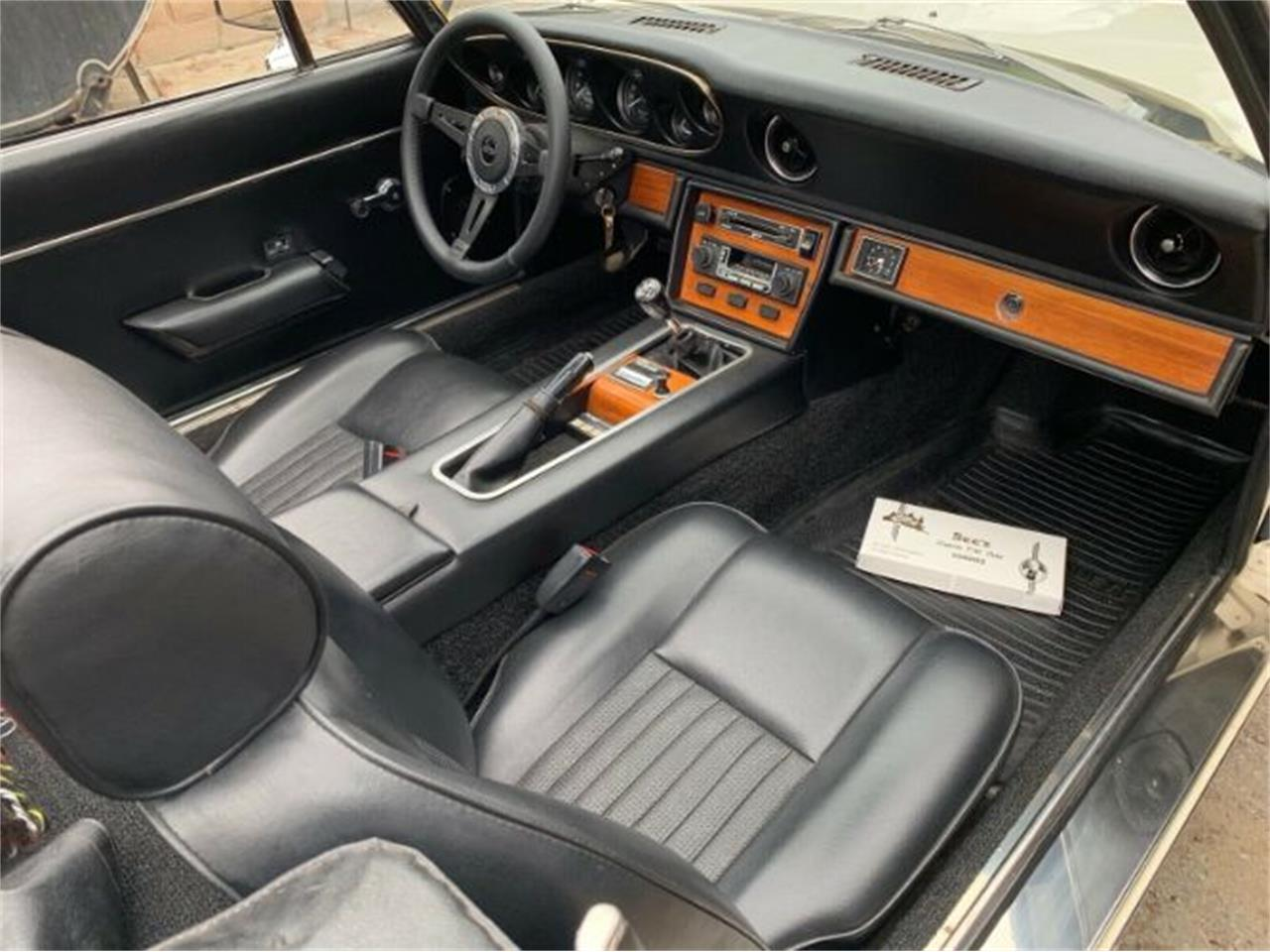 1974 Jensen-Healey Convertible (CC-1413035) for sale in Cadillac, Michigan