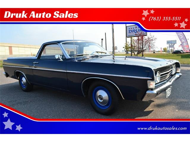 1968 Ford Ranchero (CC-1413038) for sale in Ramsey, Minnesota