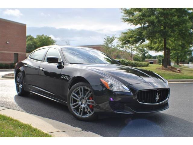 2016 Maserati Quattroporte (CC-1413040) for sale in Charlotte, North Carolina