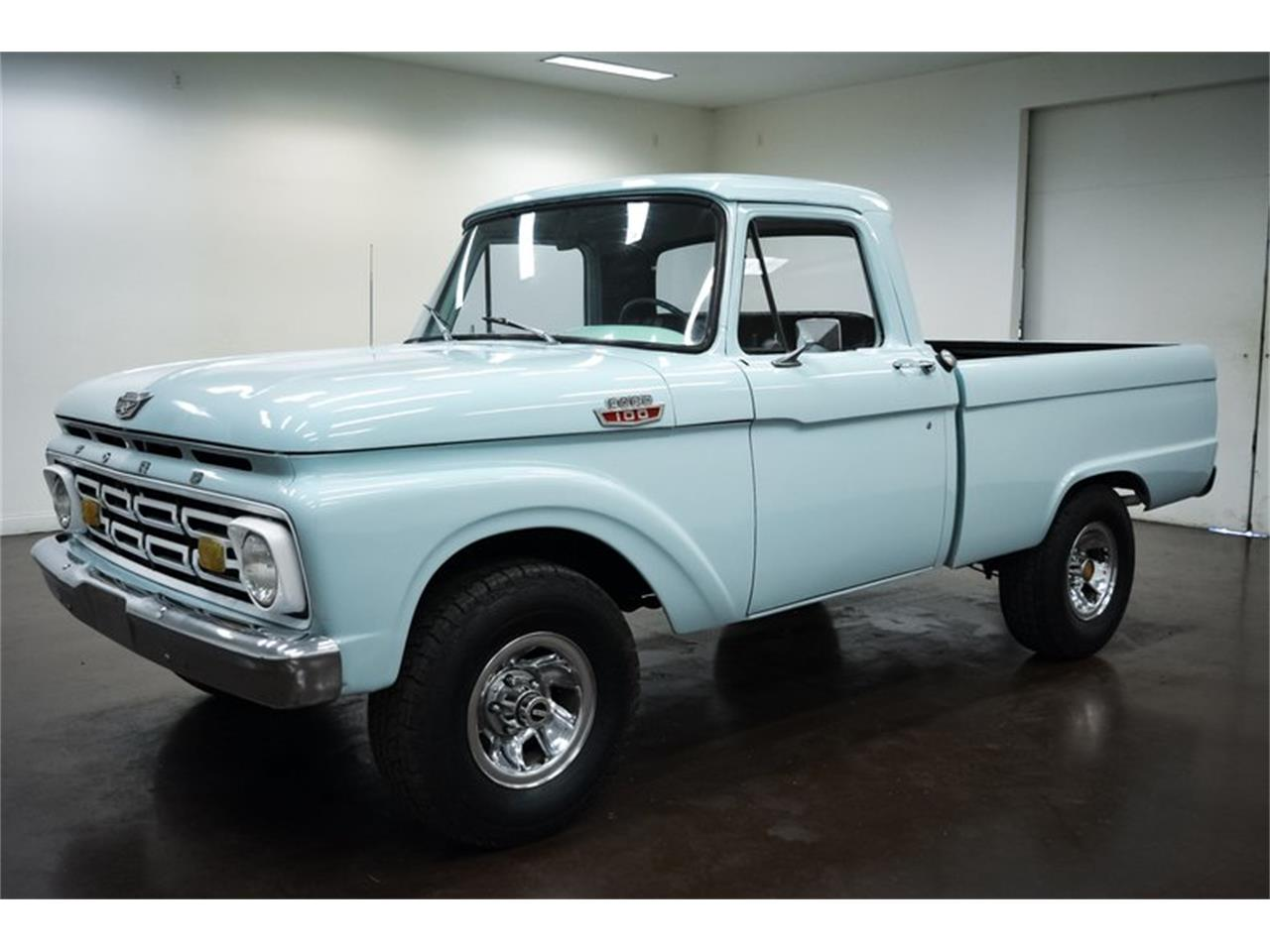 1963 Ford F100 (CC-1413050) for sale in Sherman, Texas