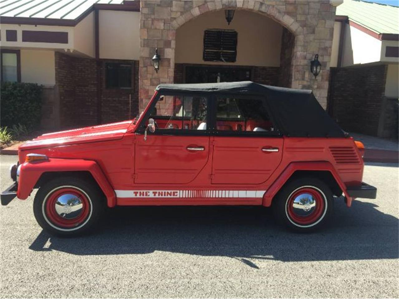 1973 Volkswagen Thing (CC-1413058) for sale in Cadillac, Michigan