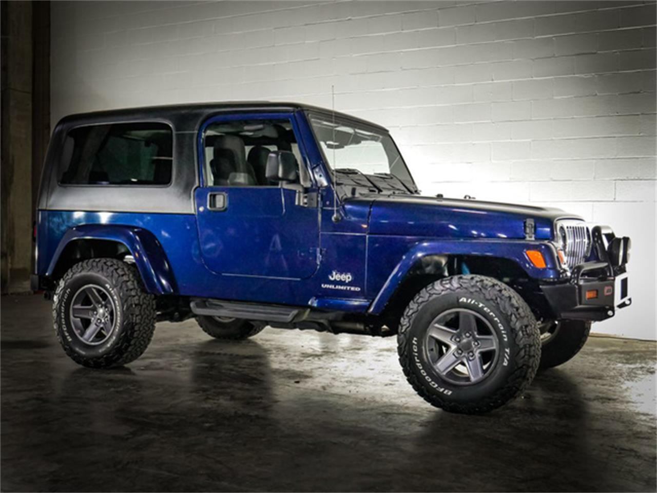 2006 Jeep Wrangler (CC-1413068) for sale in Jackson, Mississippi