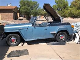 1949 Willys Jeepster (CC-1413072) for sale in Cadillac, Michigan