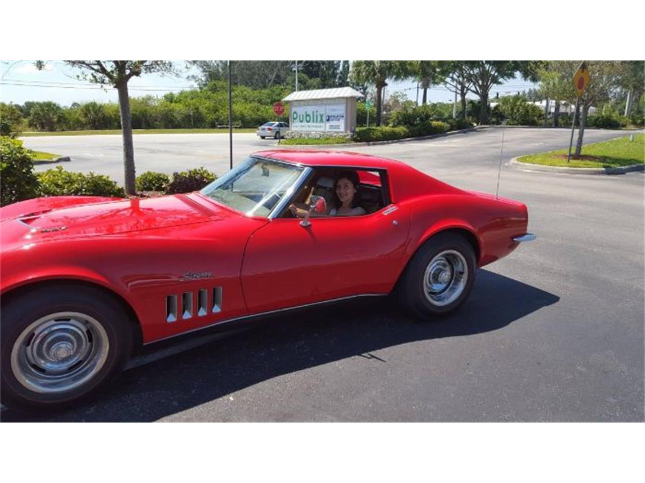 1969 Chevrolet Corvette (CC-1413078) for sale in Cadillac, Michigan