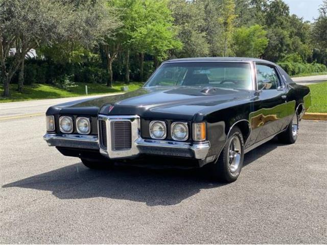 1969 Pontiac Grand Prix (CC-1413082) for sale in Cadillac, Michigan