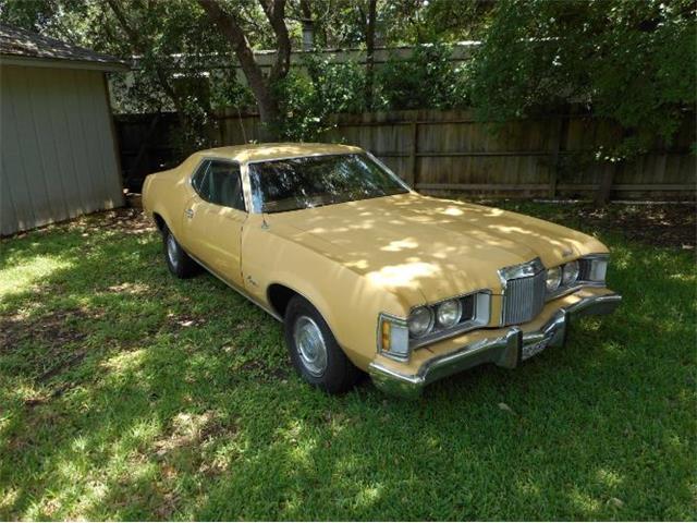 1973 Mercury Cougar (CC-1413087) for sale in Cadillac, Michigan