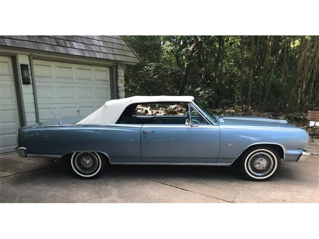 1964 Chevrolet Chevelle (CC-1413092) for sale in Cadillac, Michigan