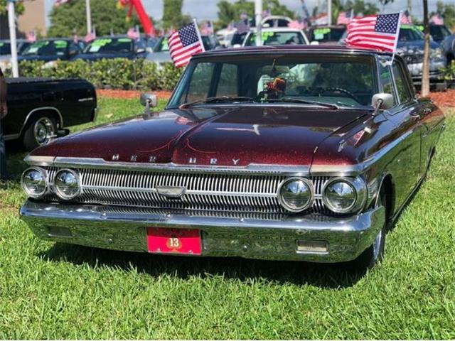 1962 Mercury Monterey (CC-1413093) for sale in Cadillac, Michigan