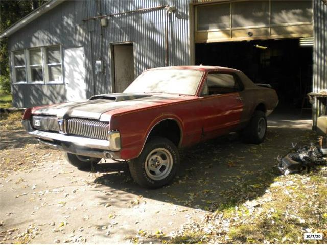 1967 Mercury Cougar (CC-1413099) for sale in Cadillac, Michigan