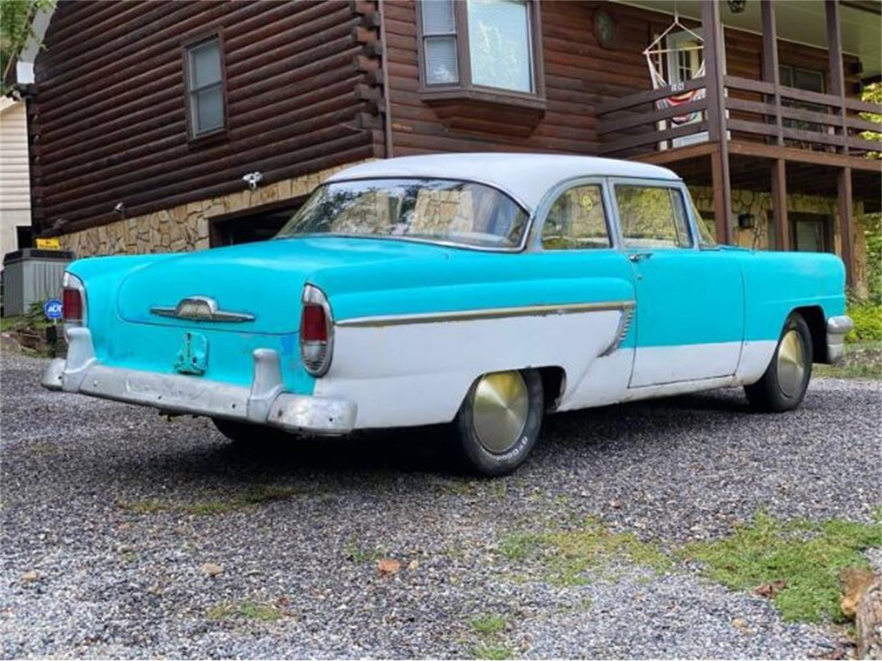 1956 Mercury Montclair (CC-1413103) for sale in Cadillac, Michigan